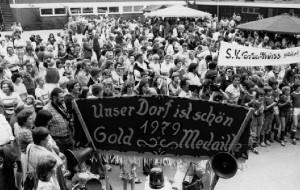 Unser Dorf ist schön 1979 - Goldmedaille