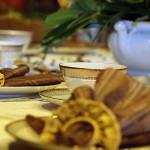 Nostalgische Kaffeetafel (Christa Bannasch)