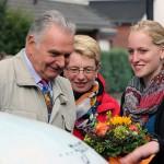 Uwe Cohn und Martina Bruland