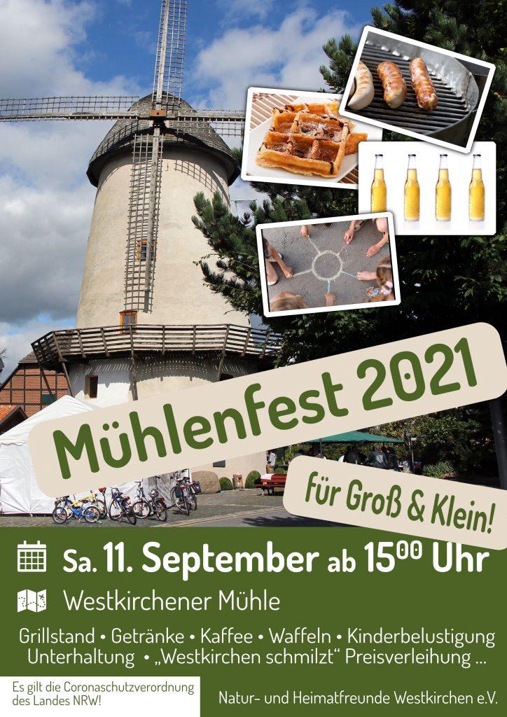 Mühlenfest 2021